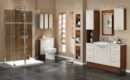 Utopia Bathroom Furniture Timber Fitted