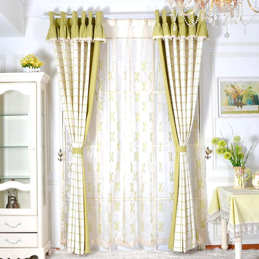 Valance Curtains Bedroom Styles