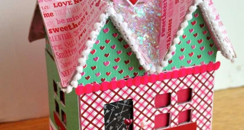 Valentine Day Craft Home Cor Project All Today