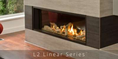 Valor Linear Joe Fireplace Serving Squamish