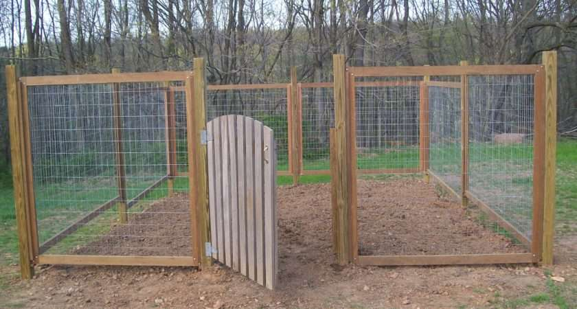 Vegetable Garden Fences Pinterest