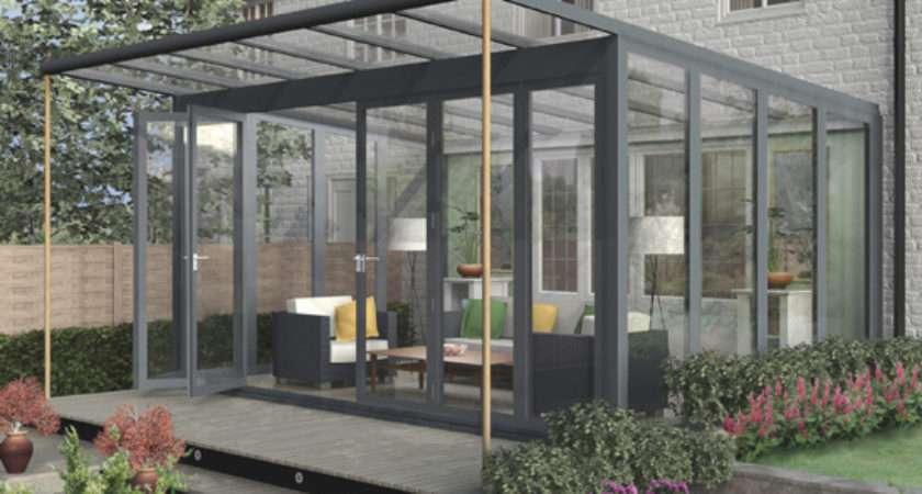 Veranda Conservatories Contemporary Conservatory