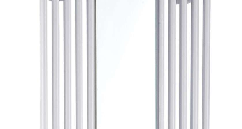 Vertical Designer Radiator Mirror Bathroom Rad Tall