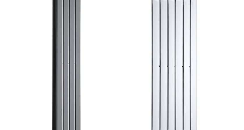 Vertical Flat Panel Designer Radiators Tall Upright