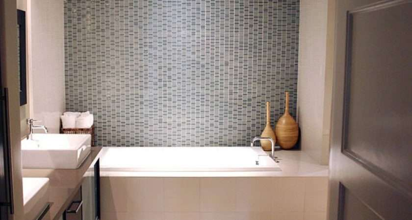 Very Best Modern Small Bathroom Tile Ideas