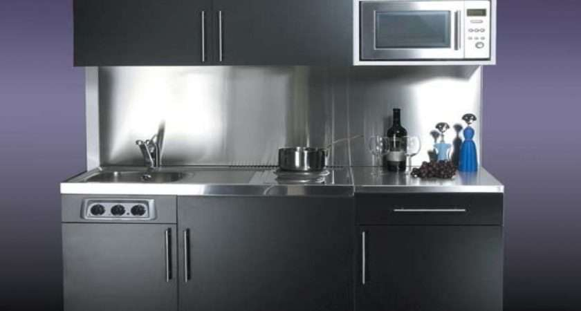 Very Small Compact Kitchen