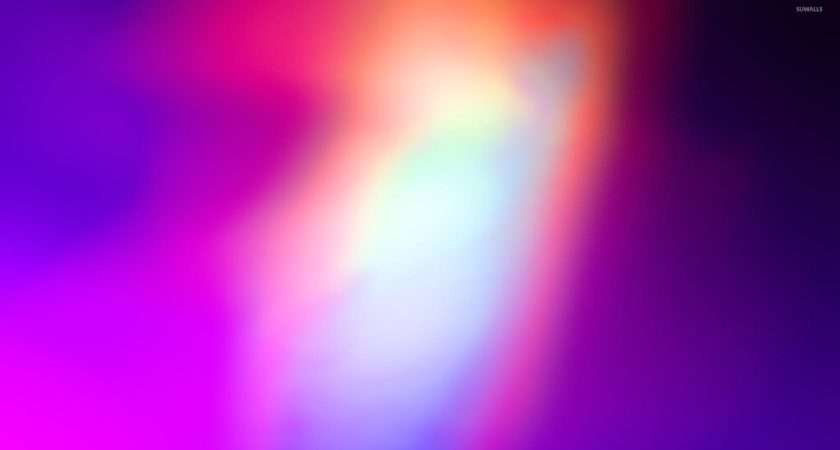 Vibrant Gradient Abstract