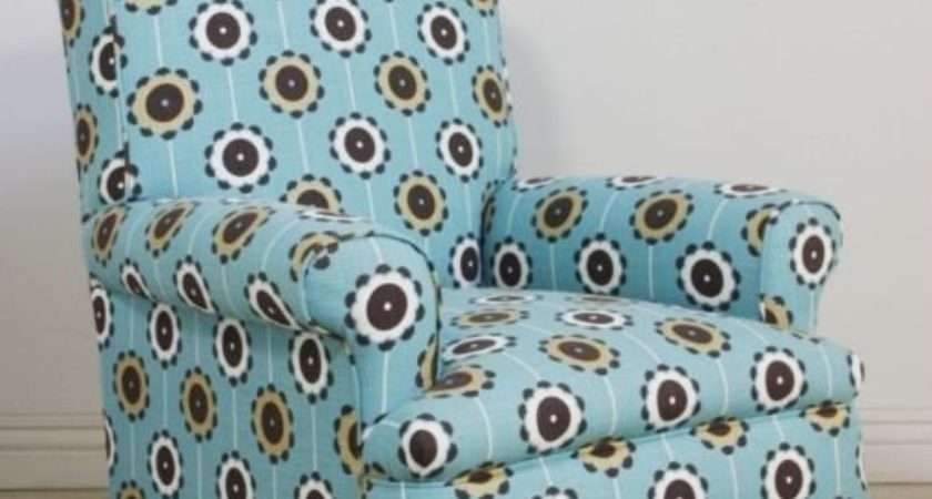 Victorian Chairs Antique Upholstered Armchair