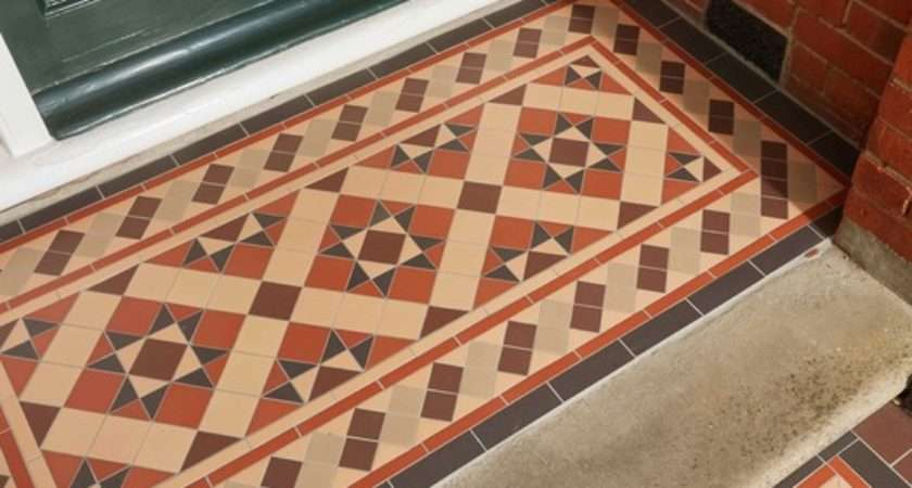 Victorian Floor Tiles Independent Tiling Company