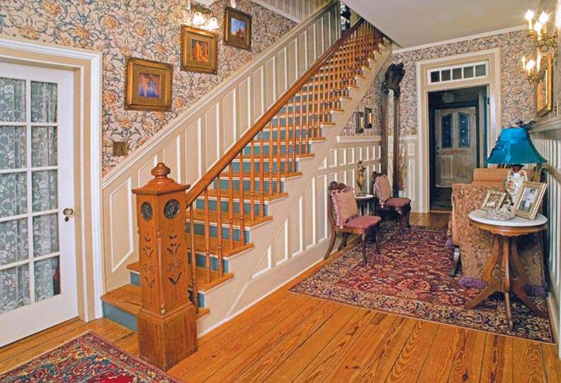 Victorian Hall Makeover Old House