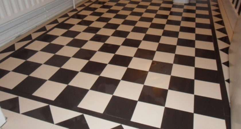 Victorian Style Bathroom Wall Floor Tiles North London