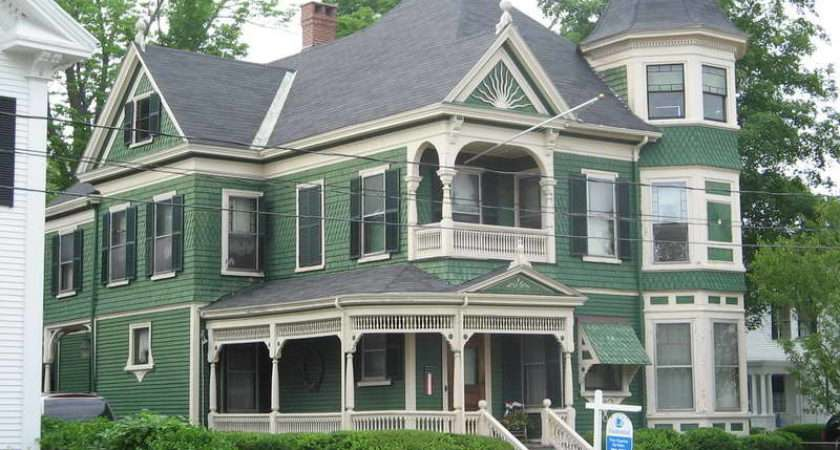 Victorian Style Houses Bungalow House Colors Historic