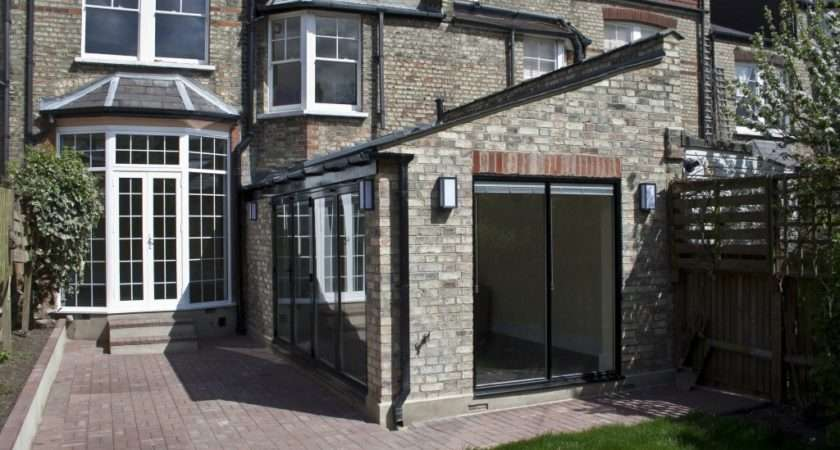 Victorian Terraced House Rear Extension London Architects