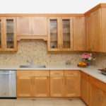 Vintage Birch Kitchen Cabinet Doors Greenvirals Style