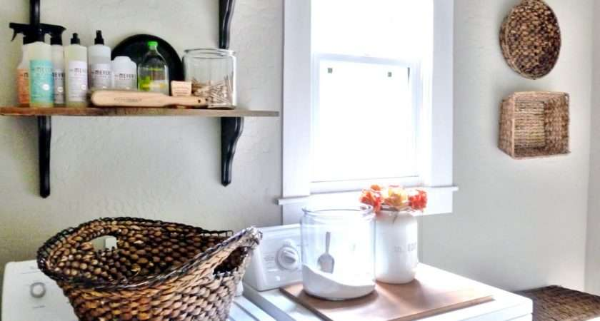 Vintage Home Love Laundry Room Ideas Ironing Board