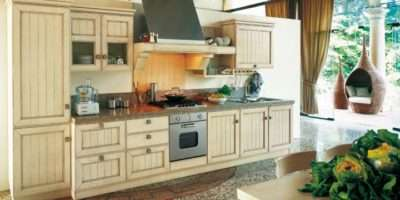 Vintage Retro Kitchen Design Small Kitchens