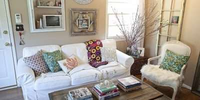 Vintage Shabby Chic Living Room Furniture Awesome