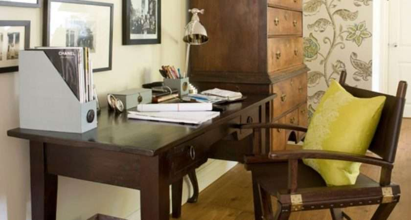 Vintage Style Home Office Ideas Stylish