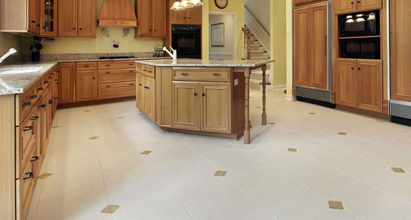 Vinyl Linoleum These Two Soft Flooring They Provide