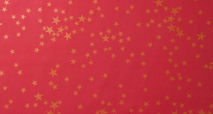 Vinyl Tablecloth Red Gold Star Christmas Jolee Tablecloths