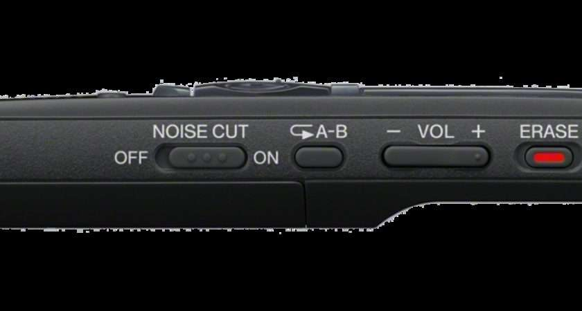 Voice Recorder Included Usb Microphone Sony