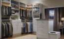 Walk Closet Storage Solutions Wilmington