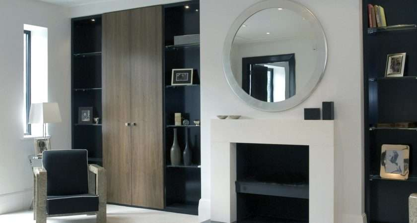 Walk Wardrobes Fitted Storage Solutions Media Cabinets