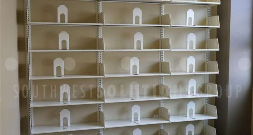 Wall Cantilever Book Shelving Stationary Mobile