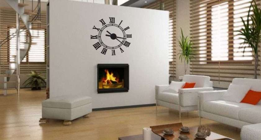 Wall Decal Sticker Save Today All Classic Working Clock