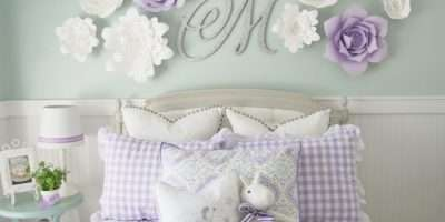 Wall Decor Ideas Girls Rooms