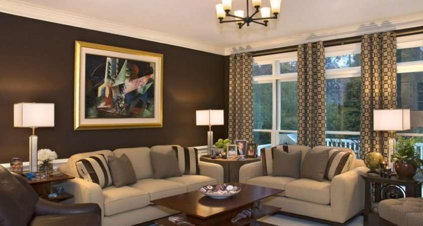 Wall Decor Living Room Country