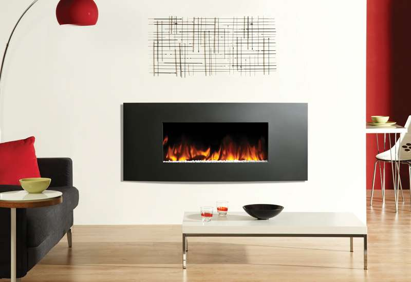 Wall Mounted Electic Fires Nottingham Ilkeston Derby