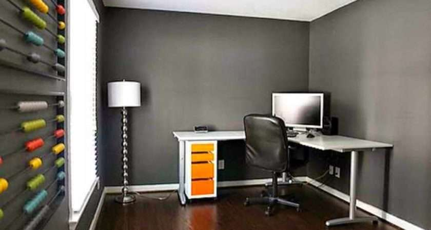 Wall Paint Colors Home Office