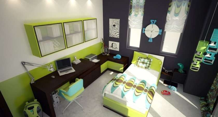 Wall Painting Ideas Boys Bedroom Incredible Modern Room Paint