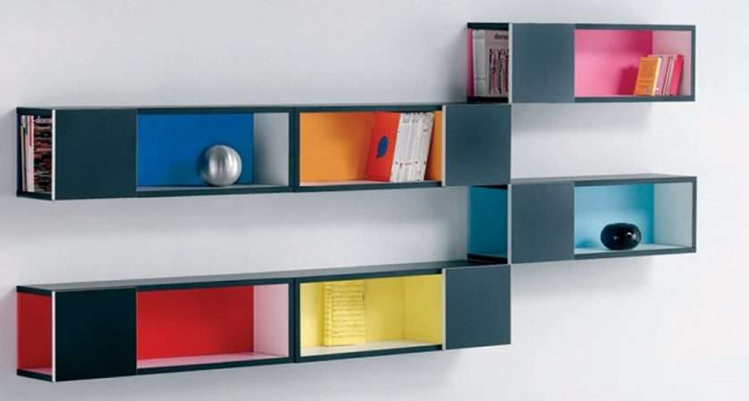 Wall Shelves Shelving Units Mounted Shelf