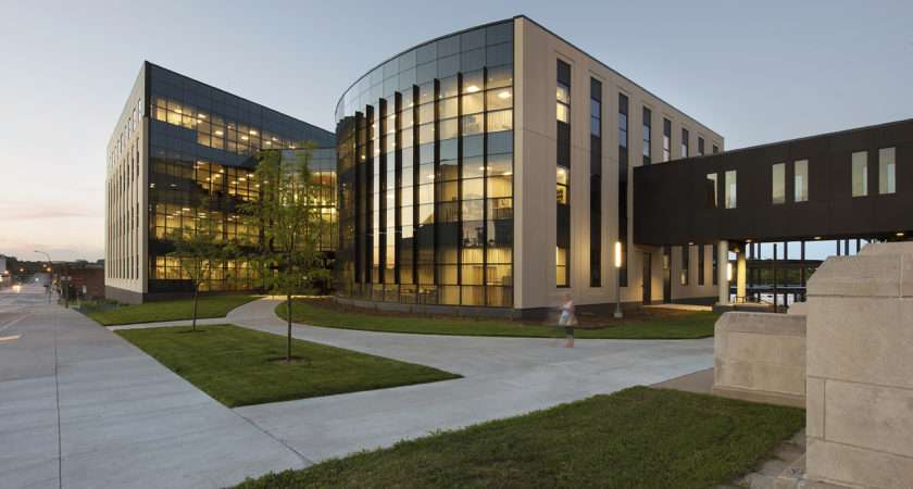 Ward County Office Building Architect Magazine Jlg