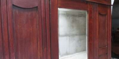 Wardrobes Antique Mirror Door