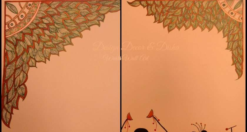 Warli Painting Wall