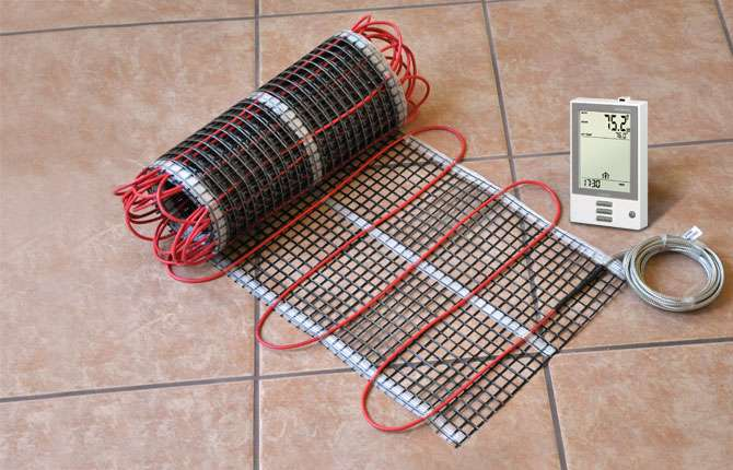 Warmfloorsource Provider Electric Radiant Floor Heating Systems
