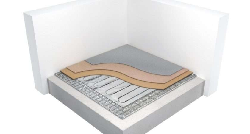 Warmup Electric Underfloor Heating Dual Overlay