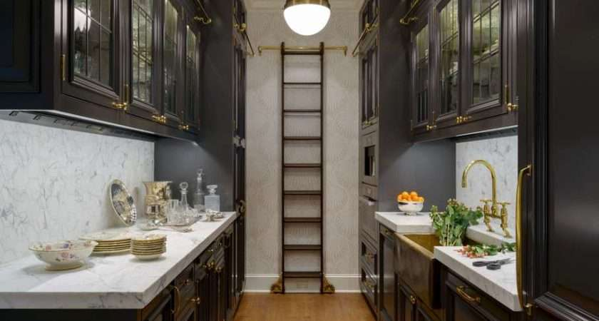 Ways Bring Personality Into Your Galley Kitchen