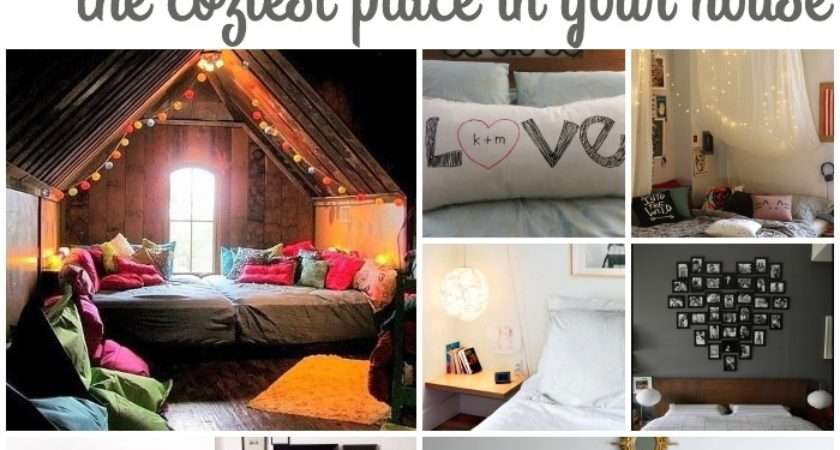 Ways Make Your Bedroom Coziest Place House Totally
