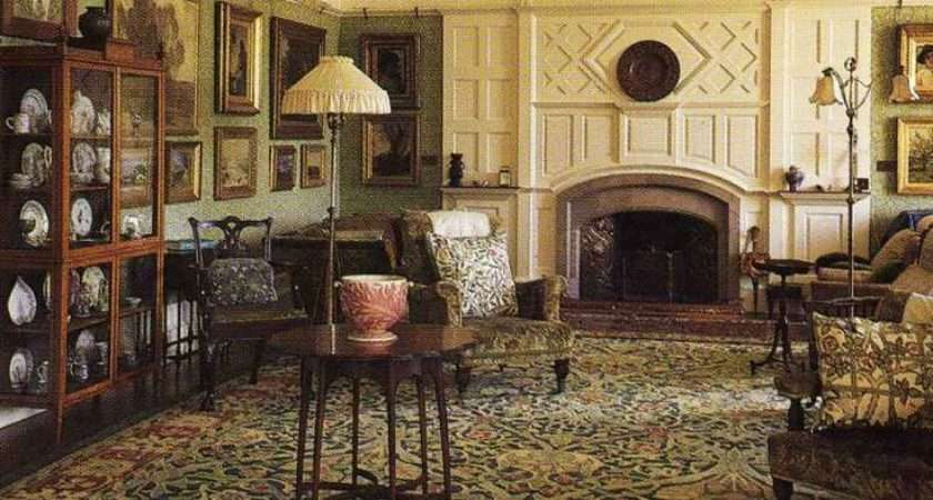 Webb Interior Design William Morris Philip