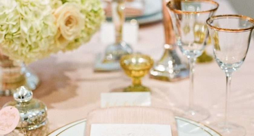 Wedding Reception Tablescapes Pink Lotus Events