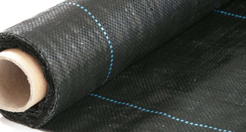 Weed Control Membrane Scaffoldingdirect