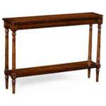 Welling Narrow Console Table Luxe Home Company