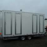 Wessington Cabins Hire Portable Shower Units