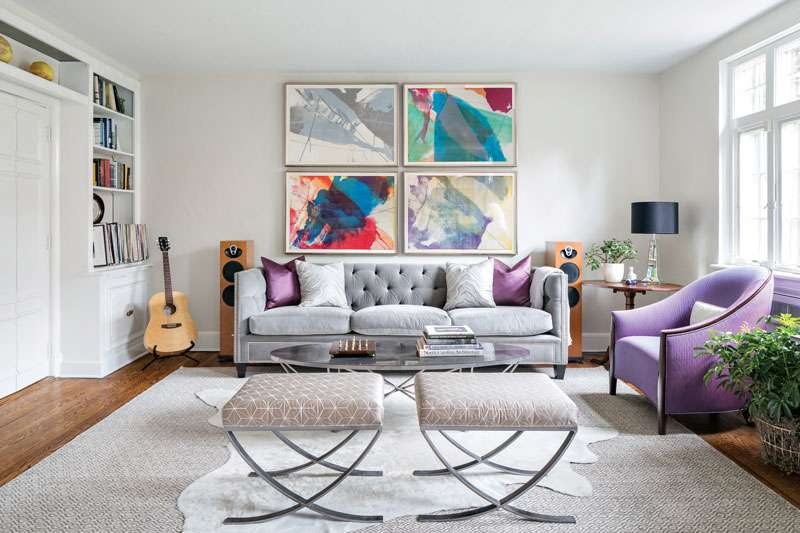 Westchester Home Design Contest Living Spaces