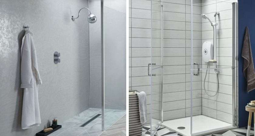 Wet Rooms Showers Safer Cheaper More Efficient
