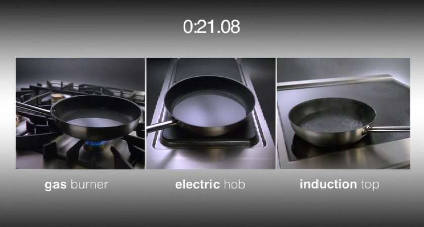 Which Appliance Cooks Faster Induction Burner Electric
